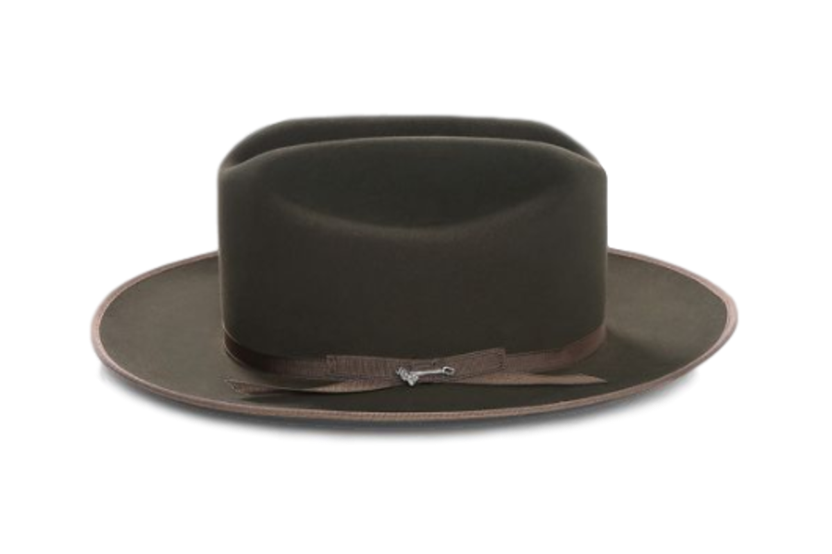 Stetson Open Road Royal Deluxe Hat Sage Garmentory