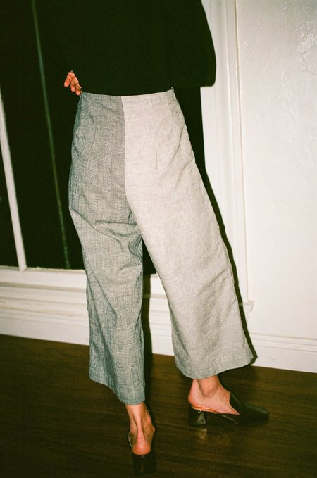 Alexa Stark Two Pattern Pant