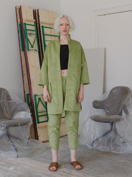 Priory Range Jacket - Lime