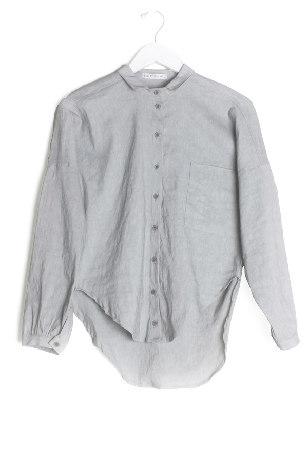 Kieley Kimmel Switzer Blouse | grey