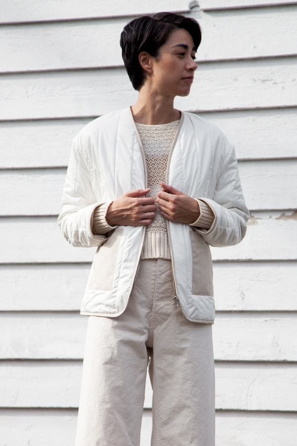 Nomia Quilted Liner Jacket