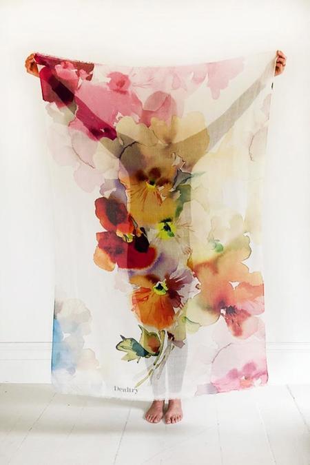 Dealtry Emilia Scarf - Floral