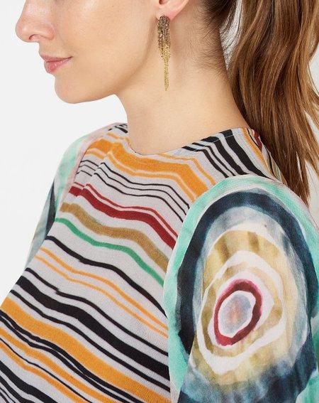 Arielle De Pinto Drip Earrings - Gold Gradient