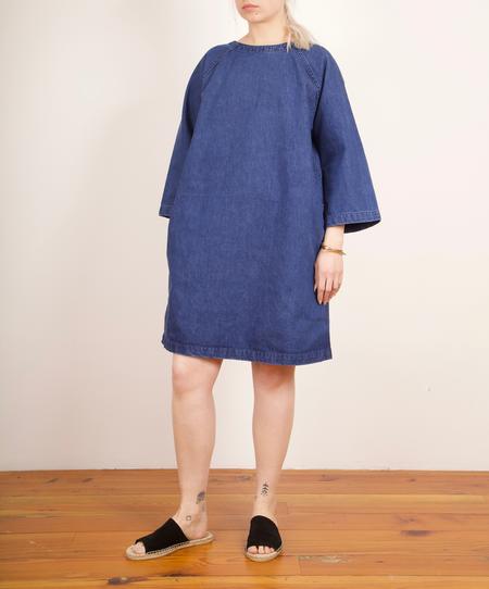 Kowtow Technique Dress - DENIM