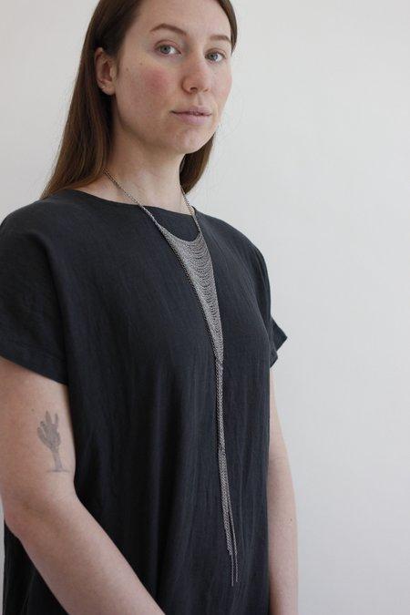 Jean Francois Mimilla Collier 116 Chain Necklace - Steel Chain