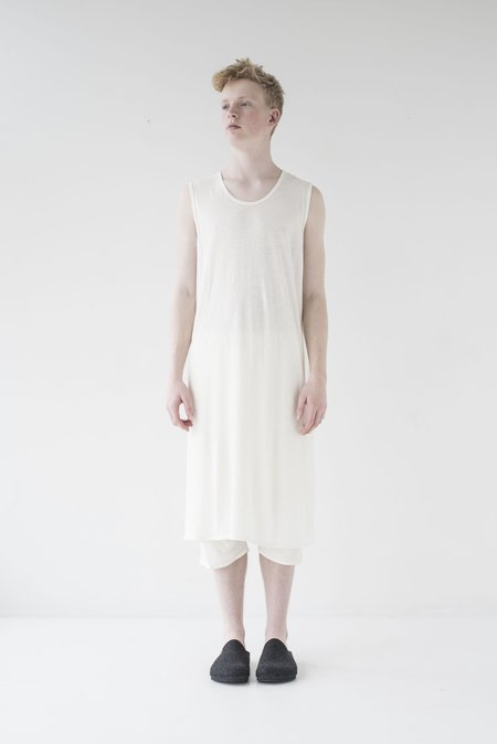 Lela Jacobs Keepers Singlet Dress - Natural