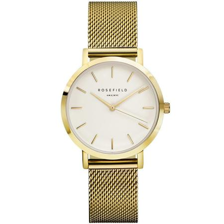 Rosefield The Tribeca Watch - Gold