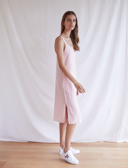 Hej Hej Slip Dress - Pink