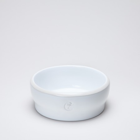 CLOUD7 DOG BOWL JAMIE - WHITE