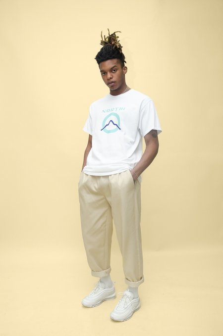 North Hill R.A.T.P. Tee - White