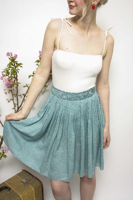 Capulet Framboise Bodysuit - White