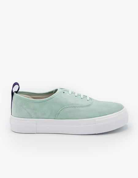 Eytys Mother Suede sneaker - Aqua