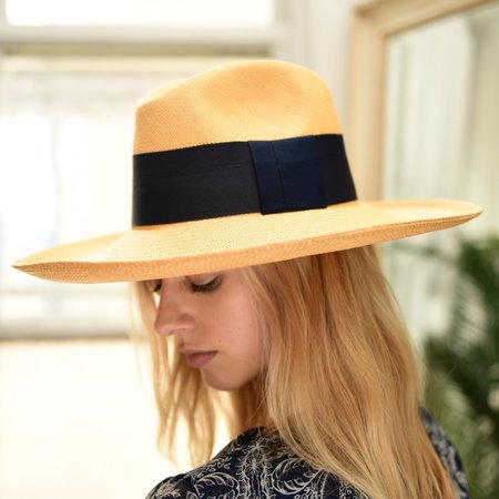 ARTESANO Caracara Hat - Cinnamon
