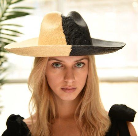 Artesano Urus Hat - Black & Natural