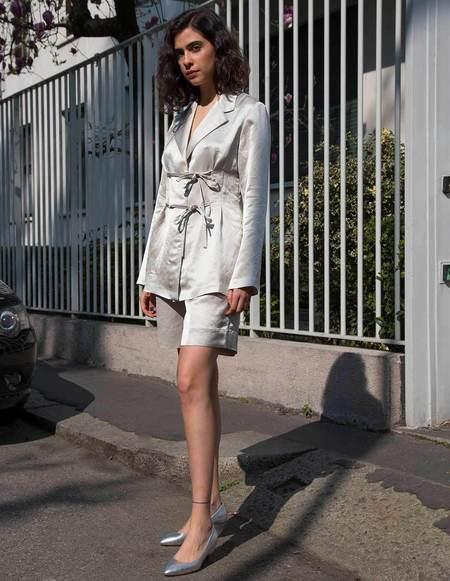 Assel Zhusan Shorts