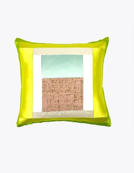TARONI Kaufmann Silk Pillow