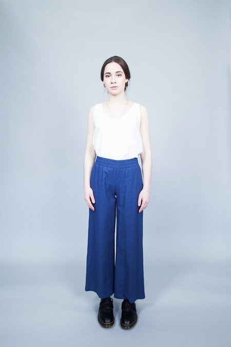 Dagg & Stacey Ambrose Wide Leg Pants - Denim