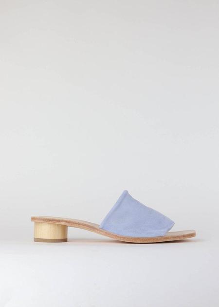 LOQ Nuria Sandal - Pastel Suede