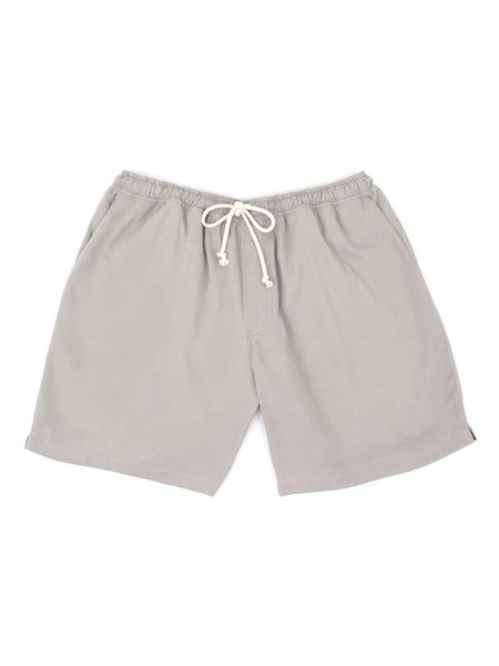 Mollusk Summer  Shorts - Cloud Grey