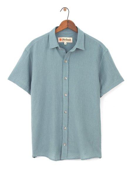 Mollusk Summer Shirt - Slate