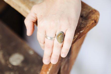 MoonPi Nevada Turquoise Stone Ring