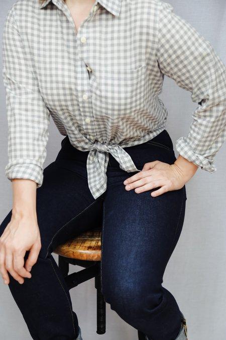 Tradlands Quinn Button-Down Shirt - Grey