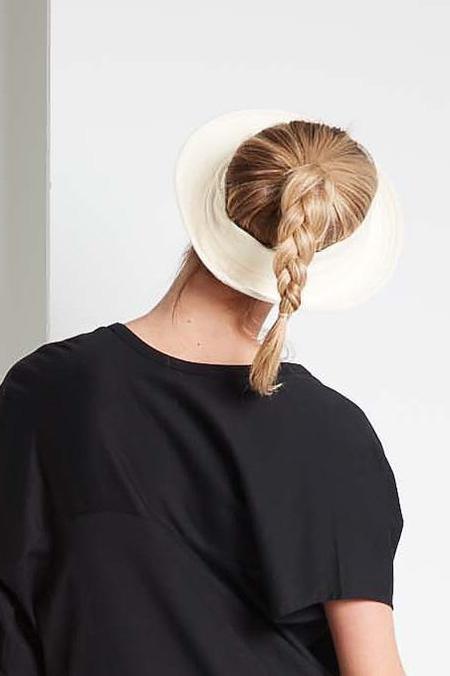 Reality Studio Rooney Hat - Ecru