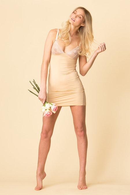 Fortnight Ivy Cut-out Slip