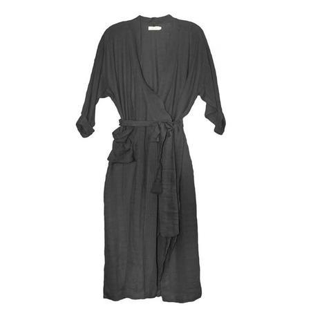 Nico Nico Maxwell Rayon Kimono - Black
