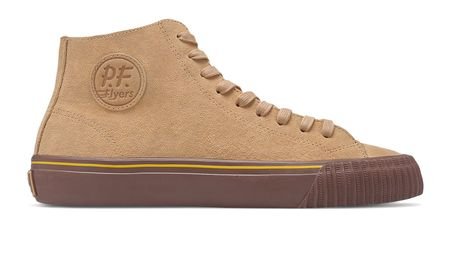 PF Flyers Universal Works Center Hi Shoes - Brown