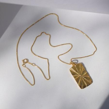 Eleventh House Jewellery Golden Hour Necklace - Gold