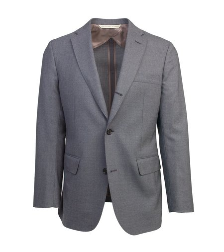 Freemans Sporting Club The Freeman Unstructured Suit - Charcoal