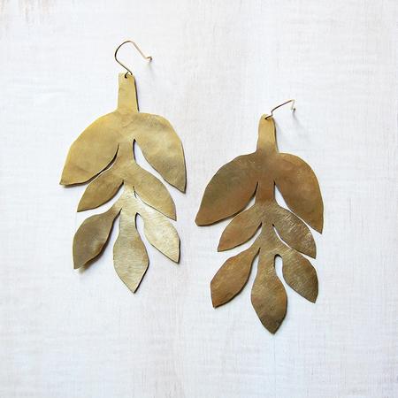 Alchemilla Sage Earrings