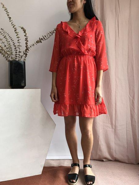 Minimum Barbel Dress - Rouge
