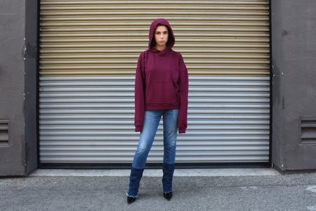 Haider Ackermann Sweater - Perth + Baker Aubergine