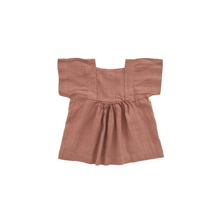 Kids Nobonu Matylda Dress - Antique Rose