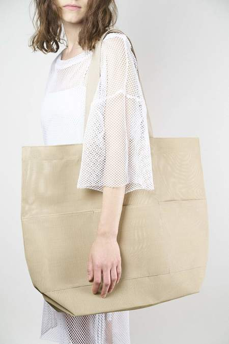Clyde Universal Tote - Beige