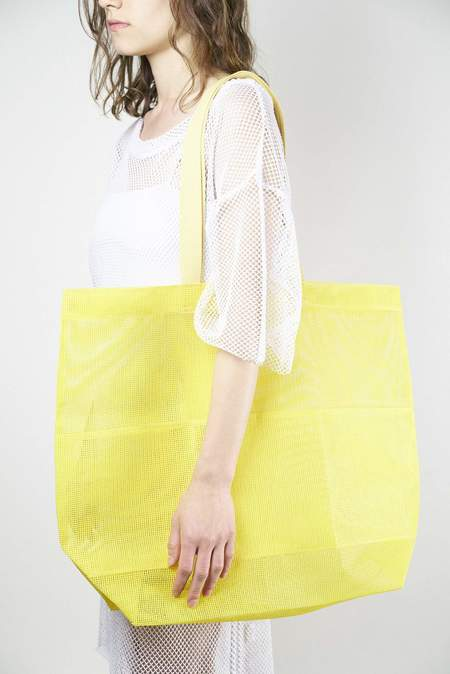 Clyde Universal Tote - Canary