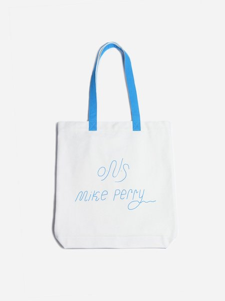 ONS El Guapo Deck Tote - white/teal handle