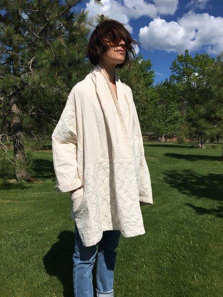 Atelier Delphine Haori Coat - Quilted Hinari
