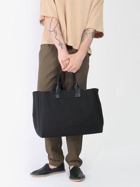 Troubadour Tote Bag - Black