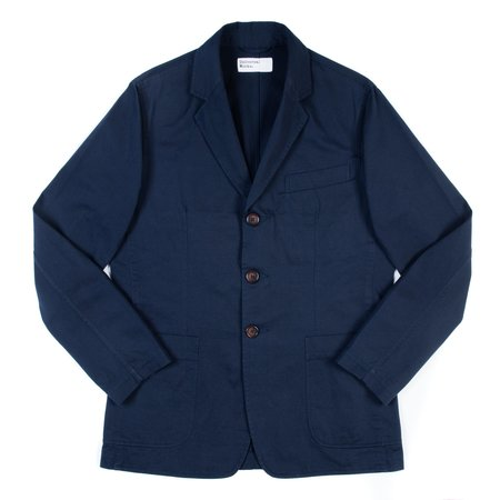 Universal Works London Jacket - Navy