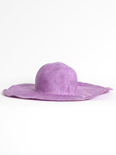 Reinhard Plank Donna Hat - Purple