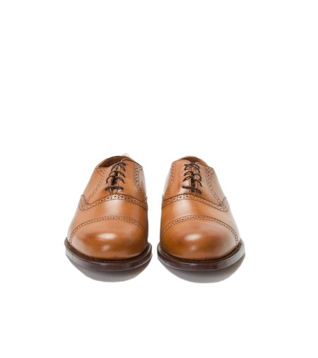FSC x RANCOURT BARTLETT OXFORD - AMBER CALF