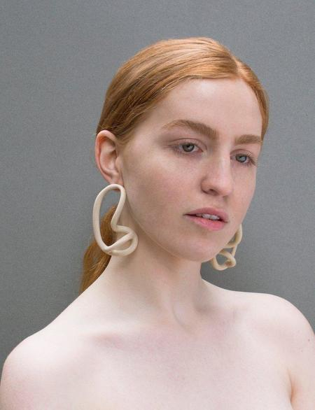 JULIE THÉVENOT Monai earrings
