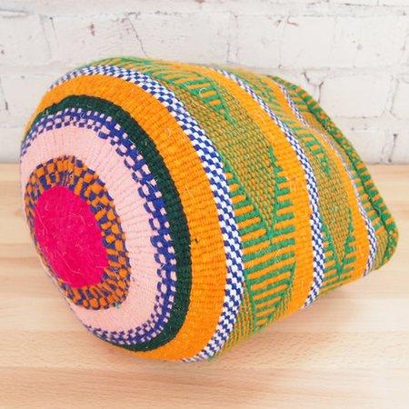 Amsha Medium #4 Yarn Kiondo Basket