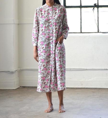 No.6 Large Chalk London Elena Shirt Dress