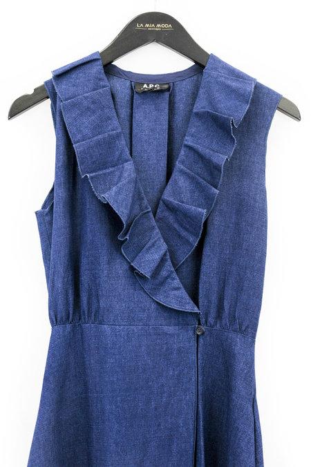 A.P.C. Ingrid Robe Dress