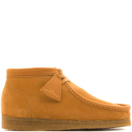 Clarks Originals Clarks Wallabee Boot - Orange