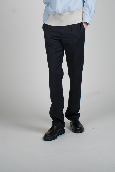 You As Otto Trousers - MIDNIGHT BLUE